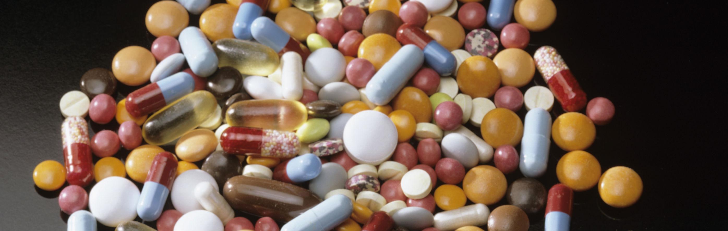 numerosos medicamentos ya no entrarán por la seguridad social