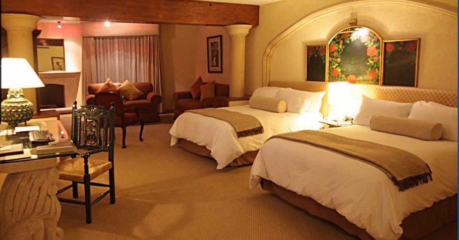 Hoteles con encanto: para dormir en una plaza de toros del s. Xix (México)