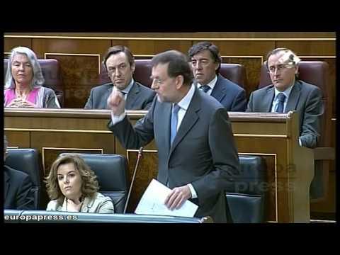 """Rajoy: """"el gobierno no puede decidir entre un bien y un mal sino entre un mal y un mal peor"""""""