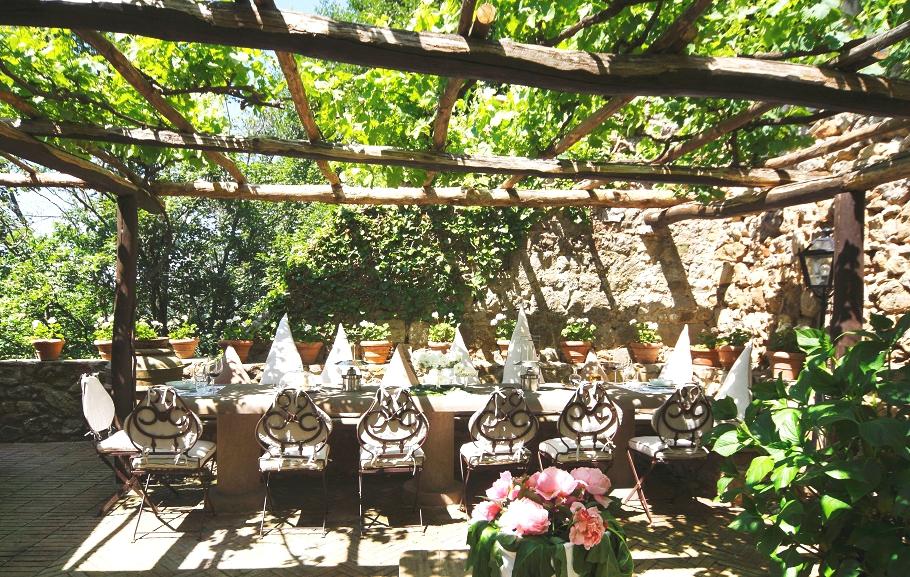 Casa de ensueño: un castillo del s.xii en venta en la toscana (Italia)