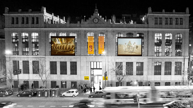 """la casa encendida"", edificio cultural de caja madrid (foto: www.casaendendida.es)"
