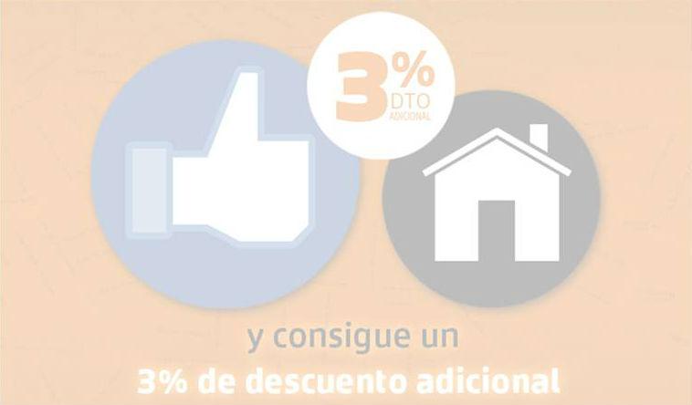 imagen de la promoción de catalunyacaixa en facebook