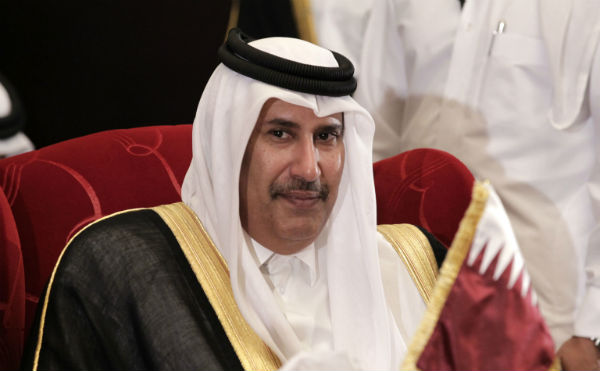 primer ministro de qatar