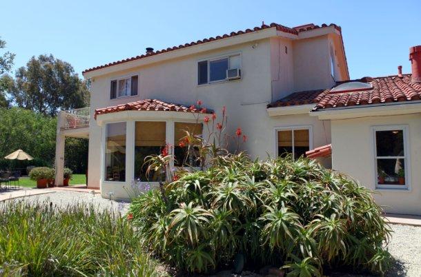 vivienda situada en california