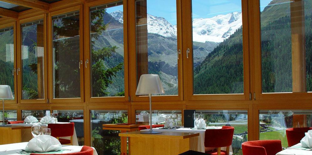 vistas del hotel marlet