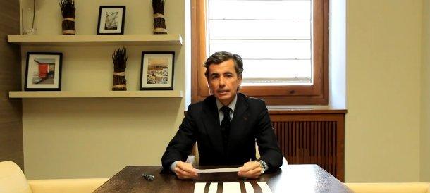 ángel serrano, director general de negocio de aguirre newman