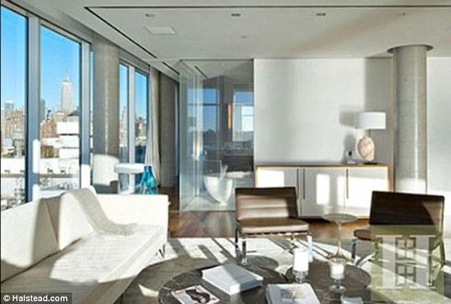 Nicole kidman vende su apartamento de manhattan por 12,8 millones de euros