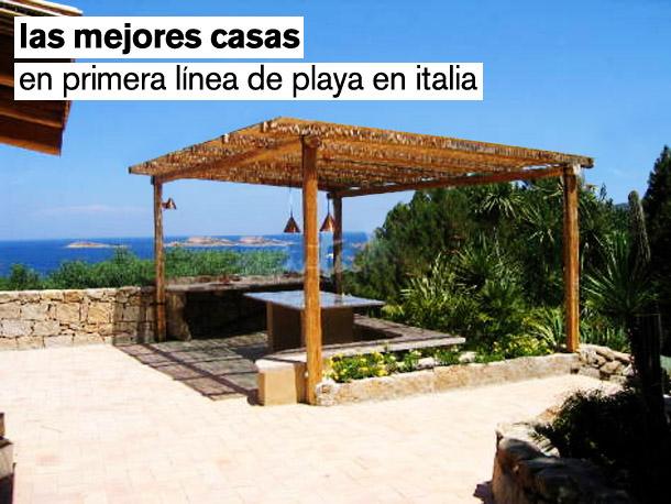 Casas en alquiler en primera l nea de playa de espa a italia y portugal idealista news - Casas para alquilar en la playa ...