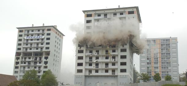 irlanda ha comenzado a demoler viviendas vacías