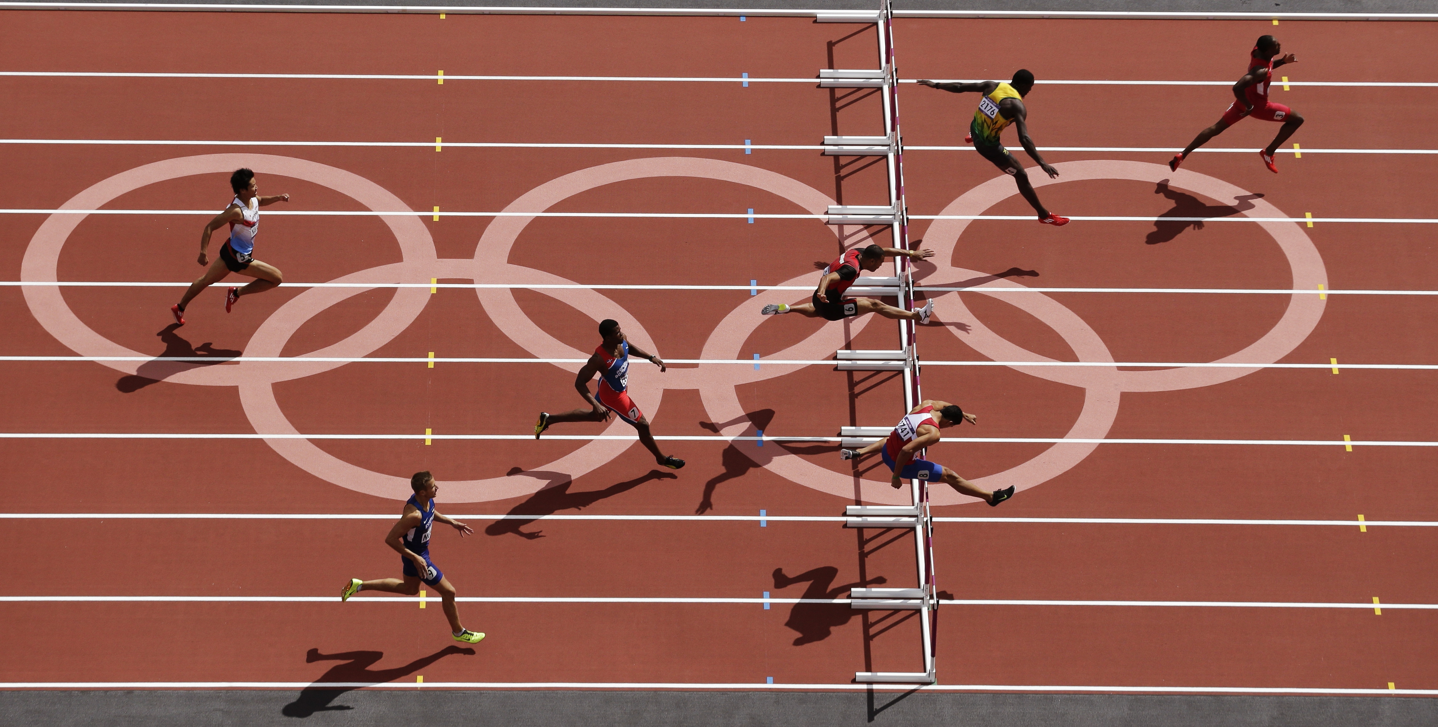 carrera de los juegos olímpicos de londres