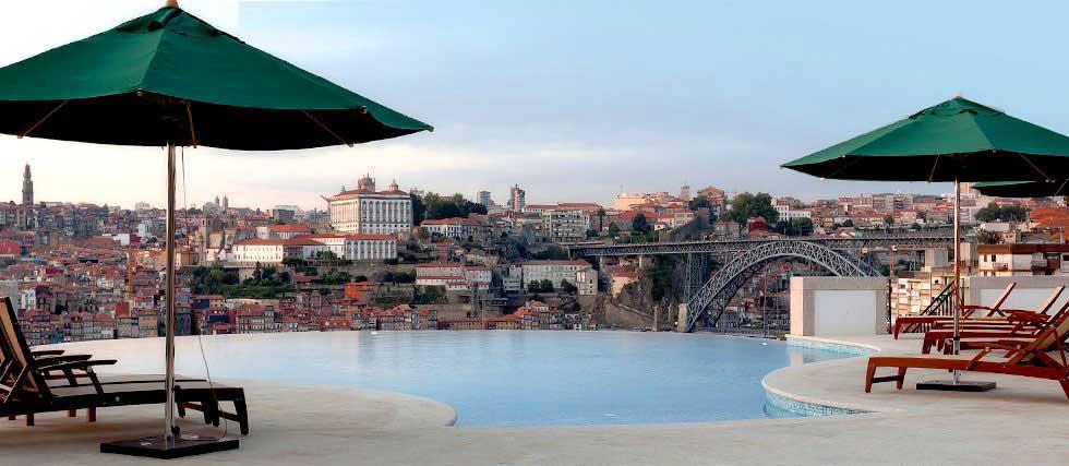 vistas del hotel yeatman