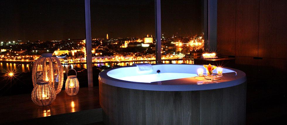 Hoteles con encanto: un edén para los amantes del vino a la orilla del río duero en oporto