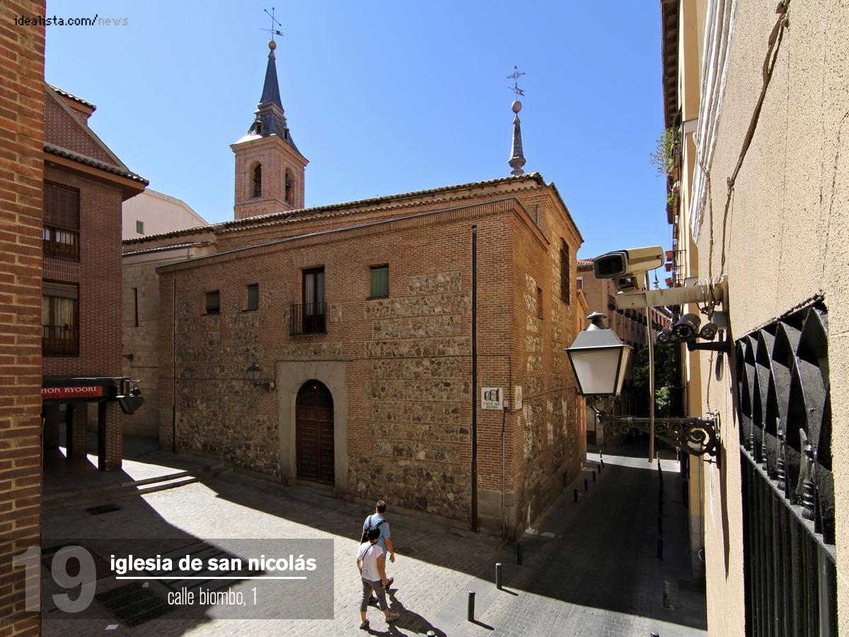 Especial: 20 edificios de Madrid con más de 400 años de historia