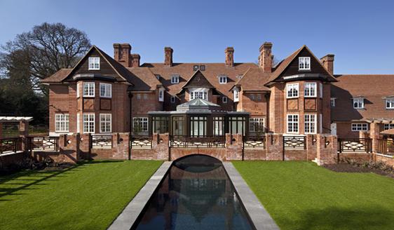 la mansión heath hall