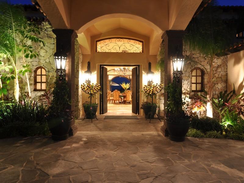 Casas de ensue o un oasis de lujo en medio del desierto - Mansiones de ensueno ...
