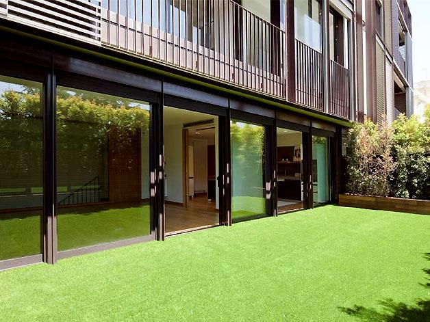 La nueva casa de leo messi en Barcelona (fotos)