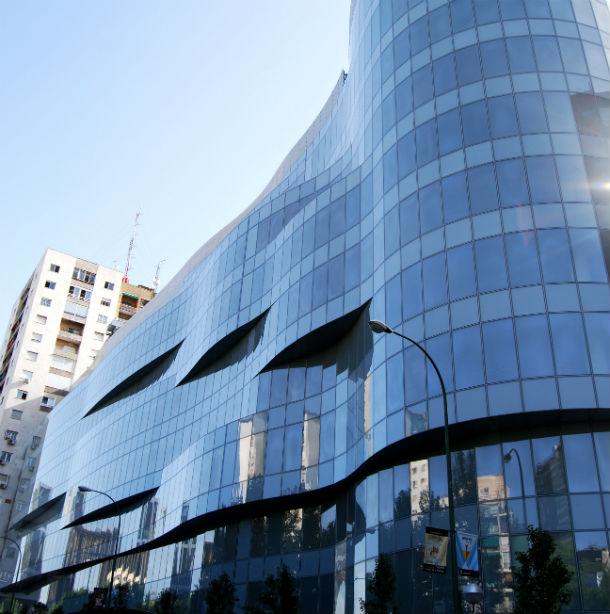 edificio castellana 200 en madrid