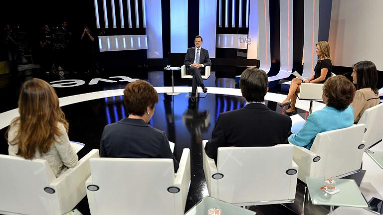 """Rajoy: """"pretendemos que las viviendas se vendan a un precio más bajo"""""""