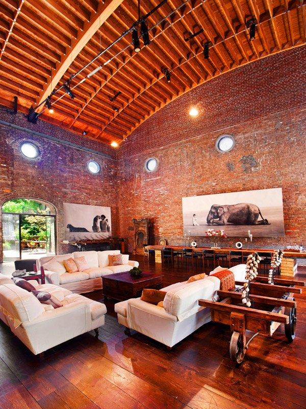 Transformaci n inmobiliaria de sala de conciertos a loft - De salas inmobiliaria ...