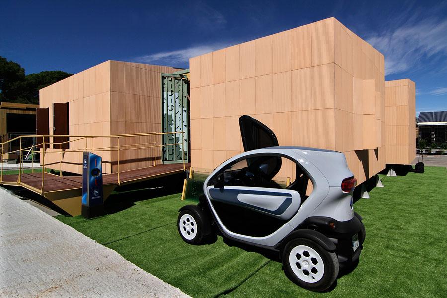 Solar decathlon 2012: un paseo por las 19 viviendas sostenibles de la competición (fotos)