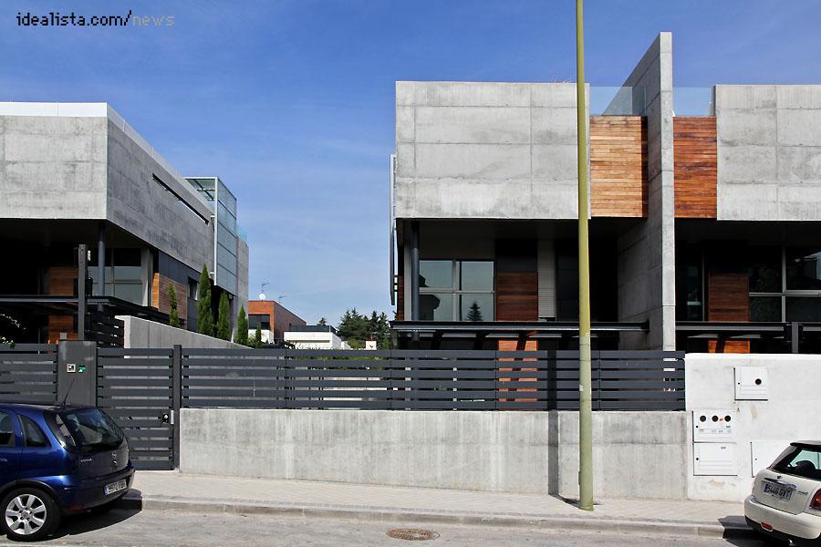 Zapatero ejecuta la opci n de compra de su chalet de lujo for Compra de casas en madrid
