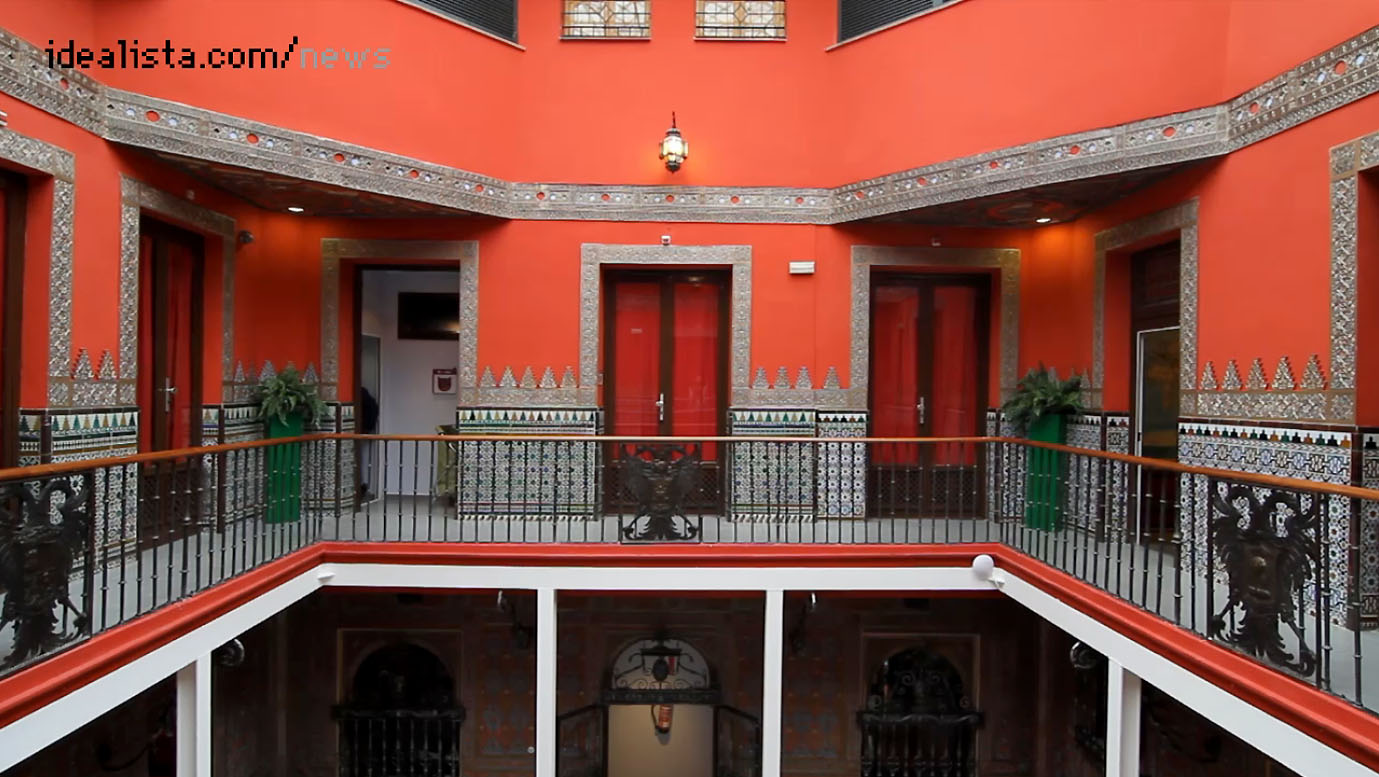 """Se vende hotel """"con fantasmas"""" en el centro de Madrid (vídeo)"""