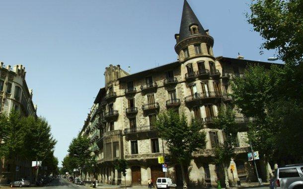 casa burés en barcelona