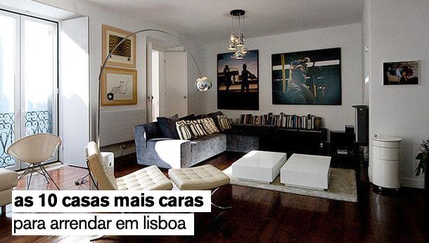 las casas más caras para alquilar en lisboa