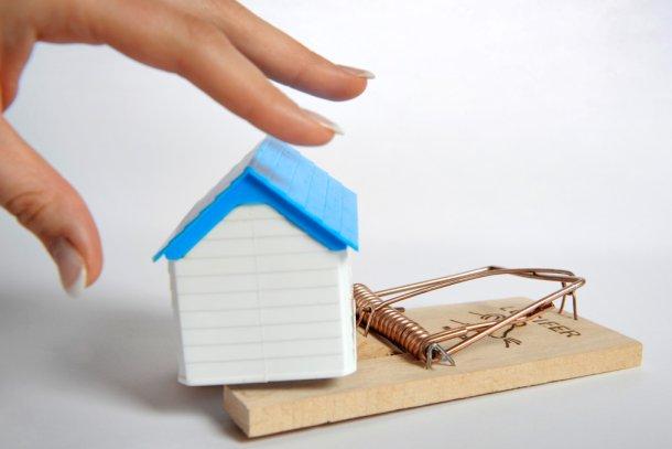 el 44% de los propietarios de viviendas aún paga hipoteca