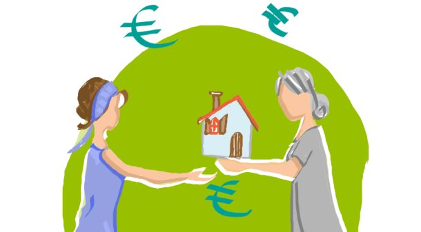 pasos a dar para gestionar una vivienda heredada