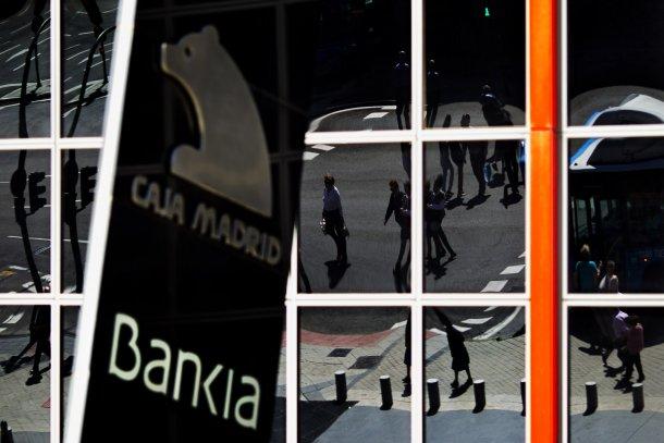 Bankia ofrece rebajas en sus pisos a quienes tengan for Oficinas de bankia en madrid