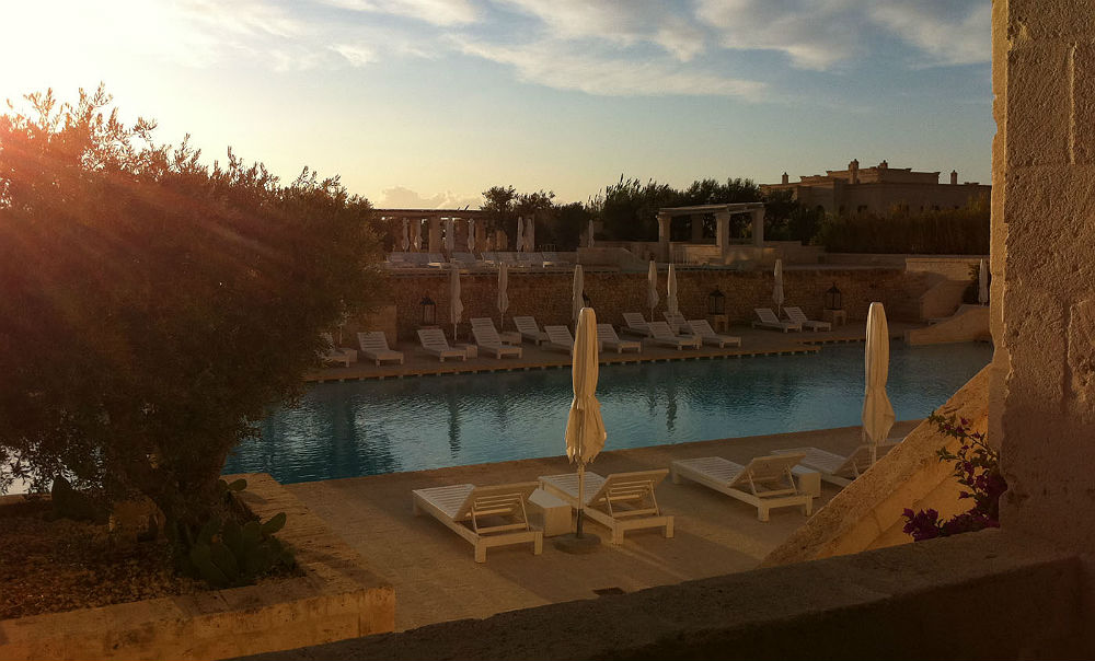 Hoteles con encanto la fortaleza italiana donde se celebr la boda de justin timberlake y - Hoteles con encanto y piscina ...