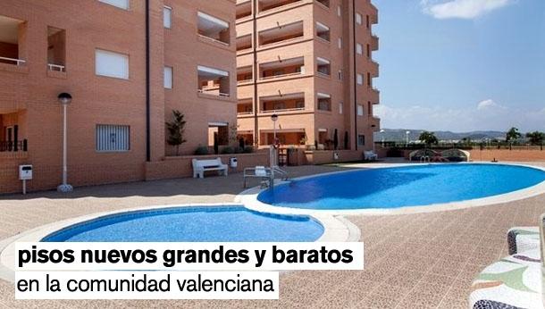 20 pisos nuevos grandes y baratos en la comunidad for Pisos nuevos en caceres