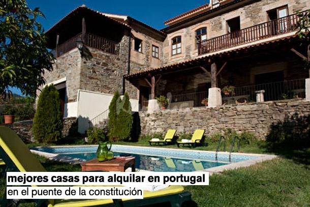 Las mejores casas para alquilar en el puente de diciembre en espa a italia y portugal - Alquiler de casas en portugal ...