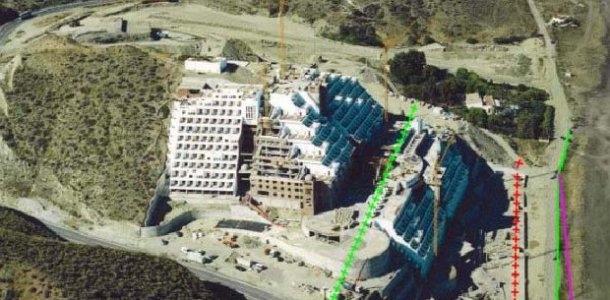 imagen del hotel algarrobico (almería)