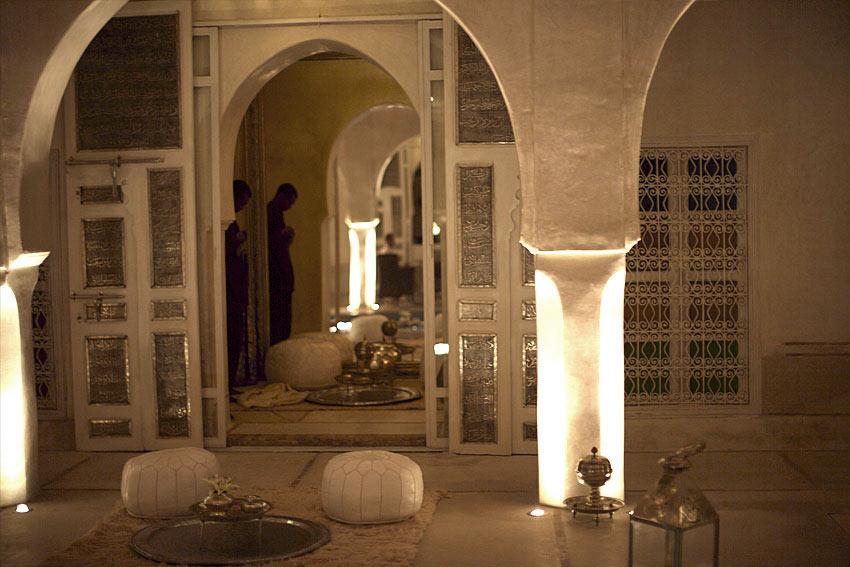 Hoteles con encanto: un palacio con 300 años de historia en el corazón de marrakech