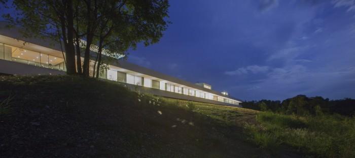 La casa más larga del mundo (fotos)