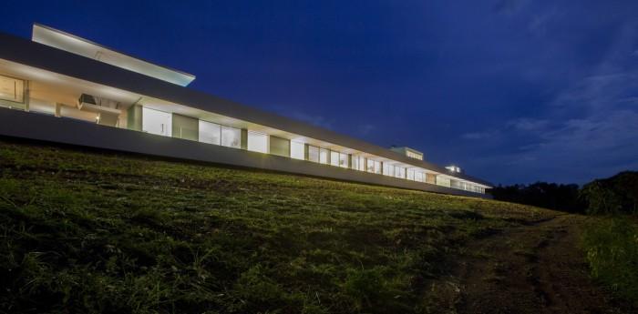 la casa más larga del mundo