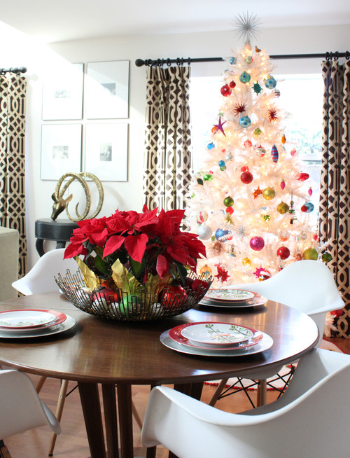 Ideas para decorar el árbol de navidad (fotos)