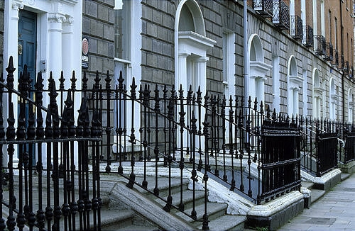 viviendas en dublin (irlanda)