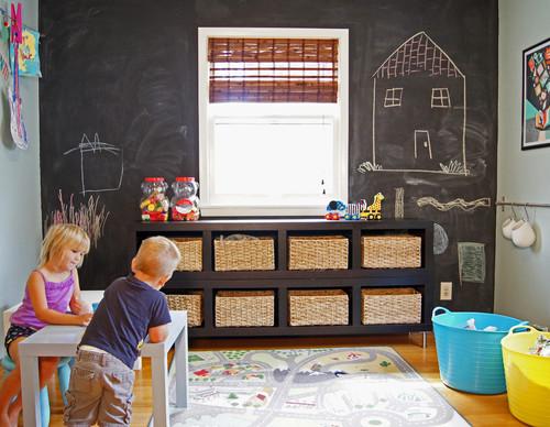 10 espectaculares cuartos de juegos para niños — idealista/news