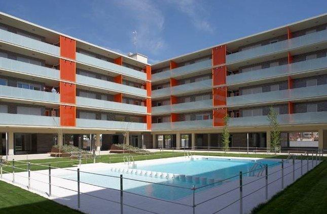 Los 10 pisos nuevos con piscina m s baratos de zaragoza for Pisos baratos en torrijos