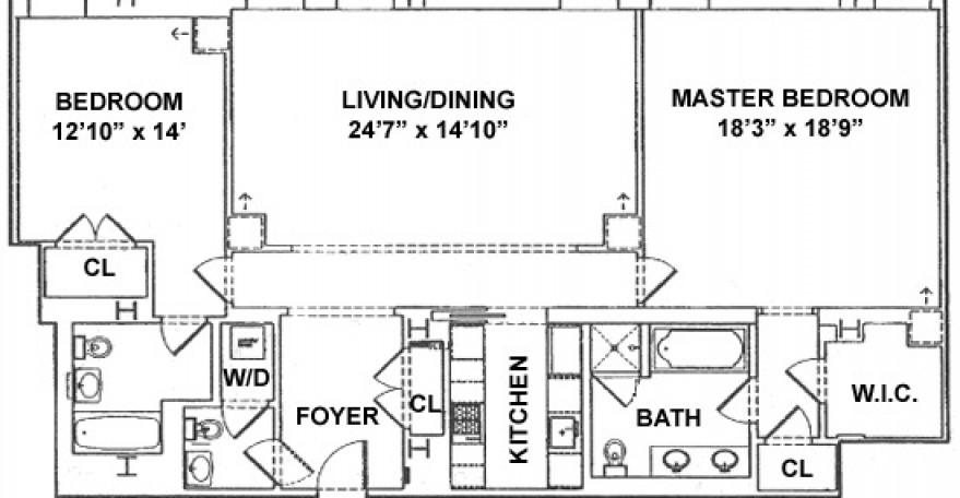 Así son los supuestos pisos de díaz ferrán en nueva york (fotos)