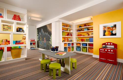 Decoración de habitaciones infantiles: ideas para pintar las ...