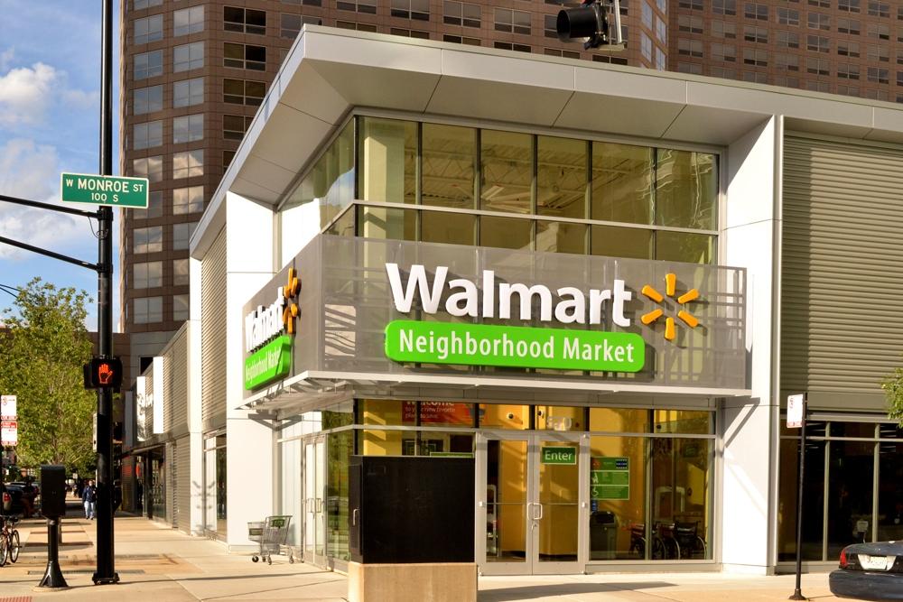 una tienda de walmart en estados unidos