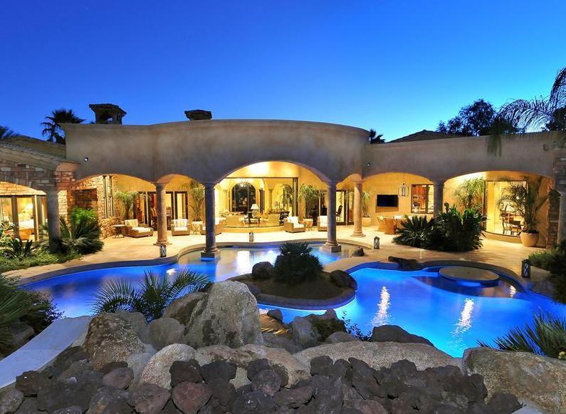 casa de ensueño en arizona