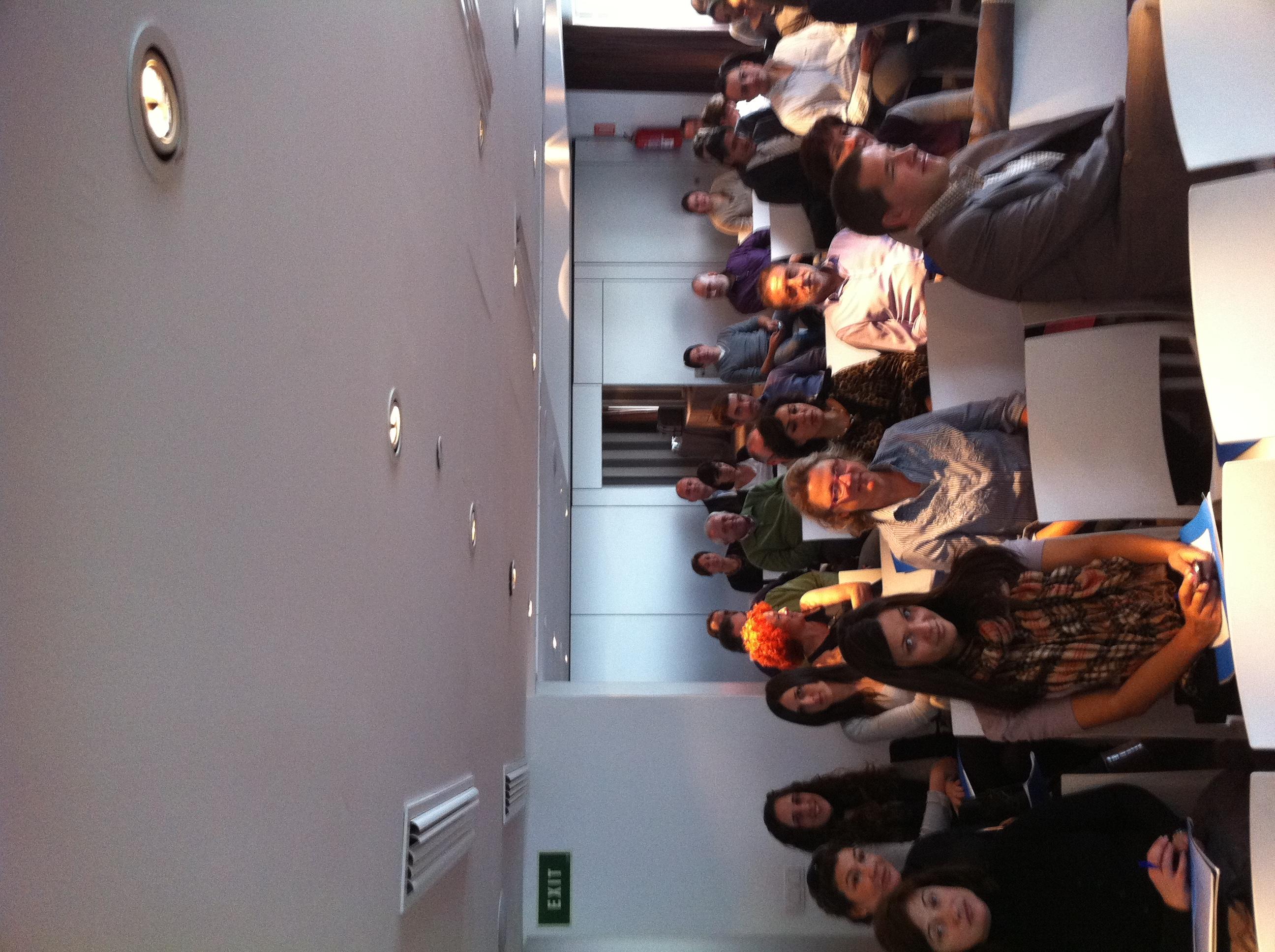 Fotos de familia de los cursos de idealista en 2012 coordinados por la oficina de barcelona - Idealista oficinas madrid ...