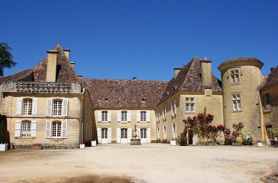 castillo en francia