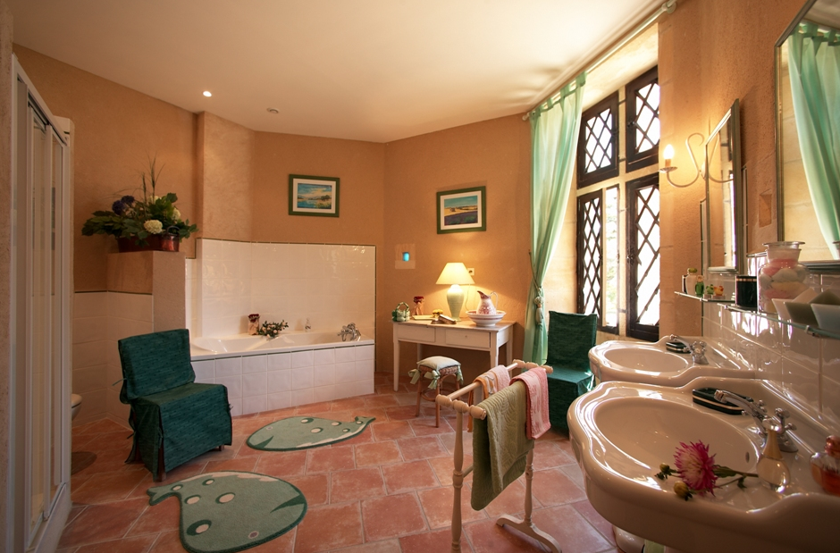 Casas de ensueño: un castillo del s.xvii para disfrutar de las praderas francesas