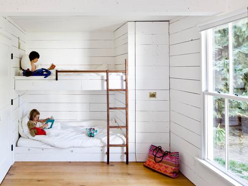 10 Ideas De Decoracion Para Habitaciones Pequenas Para Ninos Fotos - Habitaciones-pequeas-nios